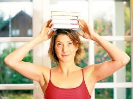 libri e ginnastica